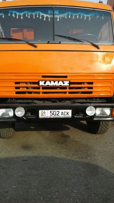 Камаз 65115 евро 1 2004 года цена договорная в Бишкек