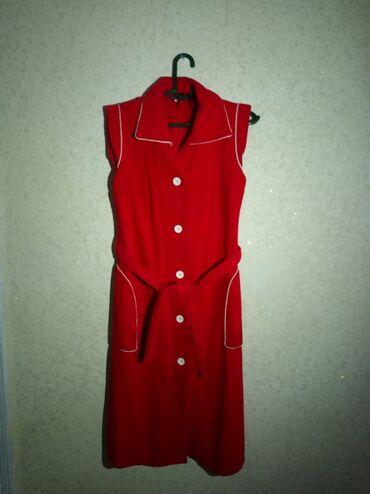 платье халат купить в Кыргызстан: Халат размер 42Новый качественный очень удобныйЦвет красныйДоставка по