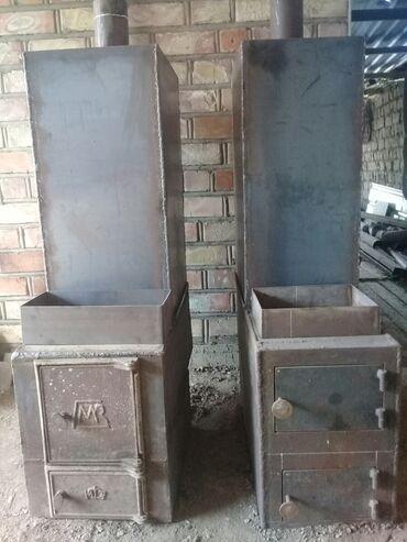 Электроника - Кара-Балта: Продам банную печь метал 6мм бак 3мм.130л