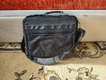 сумка для переноски ребенка в Кыргызстан: Сумка для ноутбука. Состояние хорошее