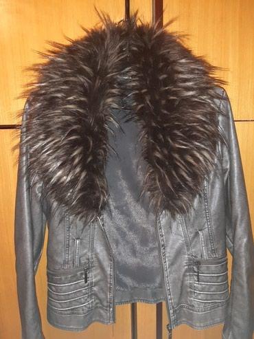 Zenska jakna sa krznom postavljena - Belgrade