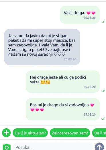 Haljine - Srbija: Zadovoljne musterije :)!