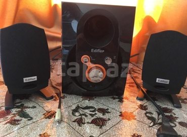 Bakı şəhərində Multimedio Speaker Edifier R 212 .