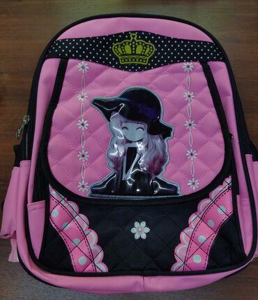 Продаю школьный рюкзак для девочки.Состояние хорошее, есть небольшие