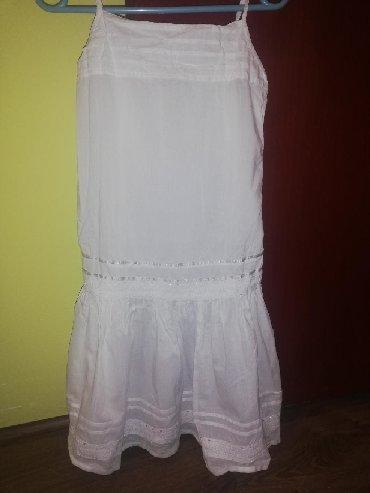 Zenske beneton farmerke - Srbija: Beneton letnja haljinica