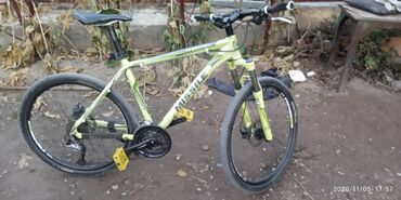 rubashki hb в Кыргызстан: Продаю велосипед фирмы Missile. Алюминиевая рама, размер рамы 19