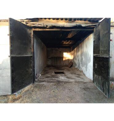 Гаражи - Кыргызстан: Кирпичный гараж.Продается.Мкр Улан 2, недалеко от кольцевой, напротив