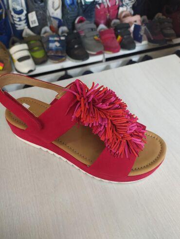 Женские сандалии. Из Германии. Размер 38