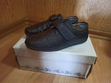 Туфли черные кожаные отличного качества Buddy Dog производство Турция