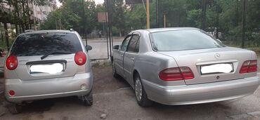 mercedes benz w124 e500 волчок купить в Кыргызстан: Обмен две машины мерседес w210 2000 года и chevrolet spark II 2006