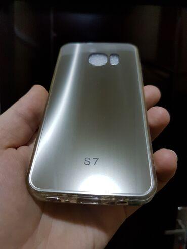 Samsung a51 kabura - Azərbaycan: Samsung Galaxy S7 üçün Silver Kabura. PREMIUM KLASS