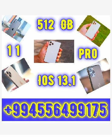 en ucuz mac pro - Azərbaycan: Iphone 11 pro max Dubai original 512 GB yaddas xatire sekileri ve sad