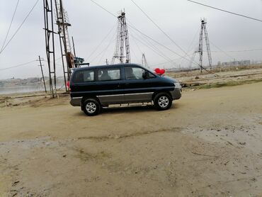 диски на мерседес w124 в Азербайджан: Hyundai H-1 (Grand Starex) 1999 | 32022 км