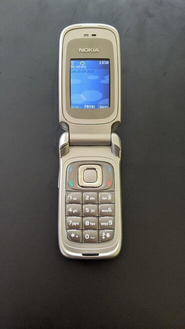 Nokia 6085 satilir! Zapcast olaraq satiram. Telefon acilir, mikrofonu