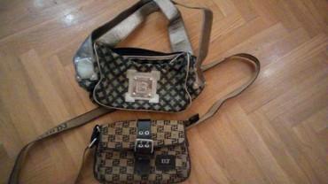 Prodajem dve torbice, Laura Biagiotti i David Jones... U dobrom - Valjevo