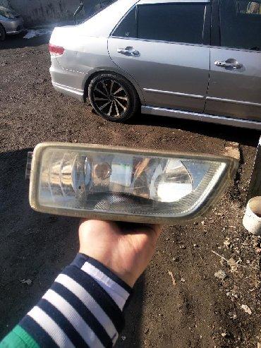тум в Кыргызстан: Хонда инспайр Левый туман