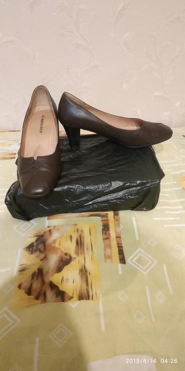женские ботинки на каблуке в Азербайджан: Женские туфли 37
