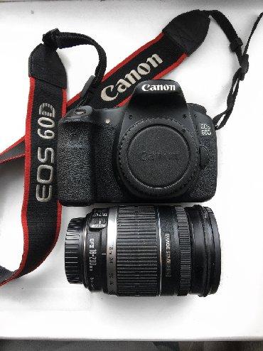 canon 60d body в Кыргызстан: Продаю фотоаппарат  Canon 60d