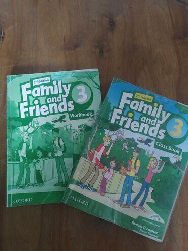 Спорт и хобби - Новопокровка: Family and friends 3 Для 3 класса!
