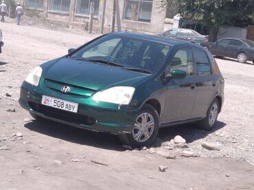 Honda Civic 1.4 л. 2001 | 18200 км