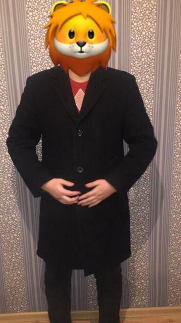 тапки мужские в Кыргызстан: Продаю мужское,утепленное пальто от турецкого бренда,в идеальном