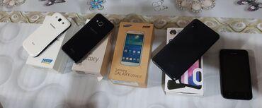 Samsung A10 32 GB qara