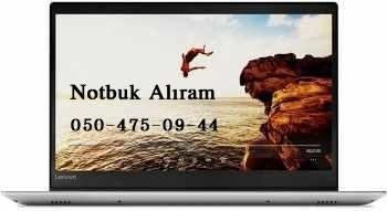 Notbuk Alıram - notbukun fərqi yoxdu, təzə , az işlənmiş , çox в Баку