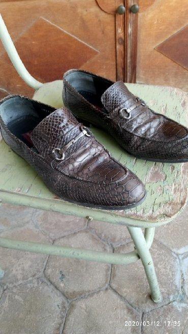 Туфли кожаные итальянские Размер 43