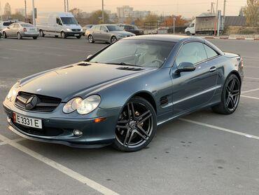 купить двигатель мерседес 124 2 5 дизель в Кыргызстан: Mercedes-Benz SL-klass 5.5 л. 2006 | 123456 км