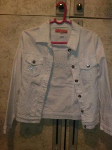 Bela jakna d&g - Kovin
