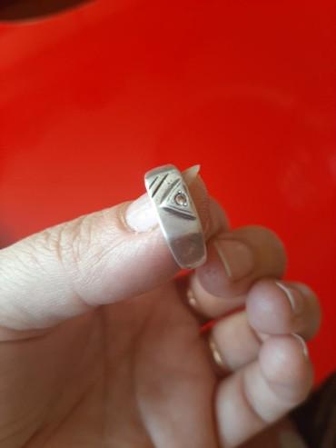 Часы колечко - Кыргызстан: Серебряное колечко 18 размер