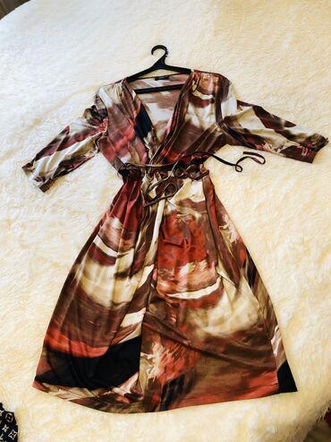 Платье очень хорошего качества, Турецкая. Размер 44-46. Обмен не