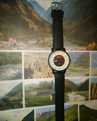 """Часы (Кочевник)""""NOMAD"""" Цена:400с. Торг есть. Город Кара-Балта"""