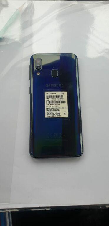 Samsung - Qobu: A40 4/64 yaddaw prablemsizdi kredit deyil 275 azn real alana endirim