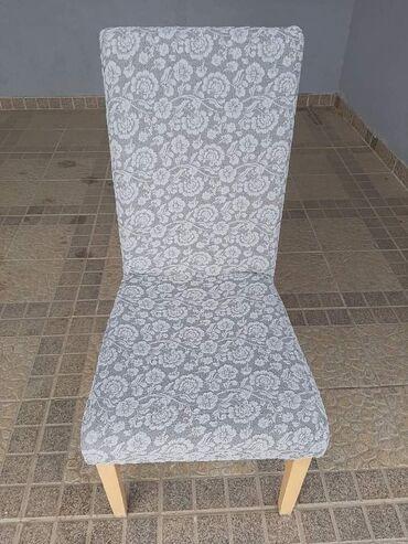 Tekstilna industrija - Srbija: Presvlake za stolice bez karnera 6kom 2999 din  Dostupno u pet boja