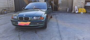 bmw-3-серия-320-4mt - Azərbaycan: BMW 320 2 l. 2001   215298 km