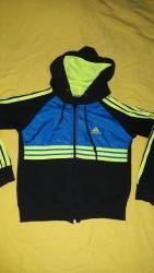 Adidas duks za decaka, velicina 5-6 godina - Valjevo