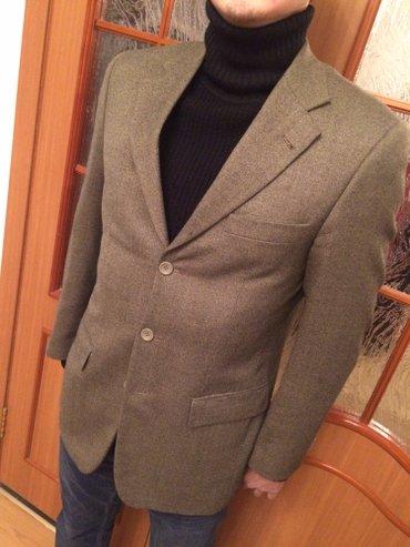 стильный пиджак , состояние 👍размер 50-52 в Бишкек