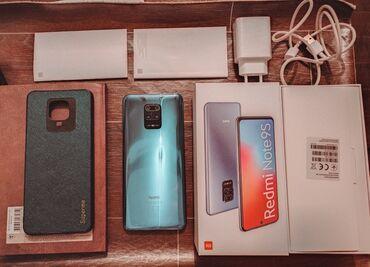 Новый Xiaomi Redmi Note 9S 64 ГБ Синий