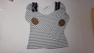Majica dug - Srbija: Majica na dug rukav, velicina M