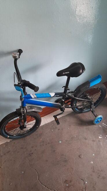 продам нов в Кыргызстан: Продам новый велосипед 3-7 лет