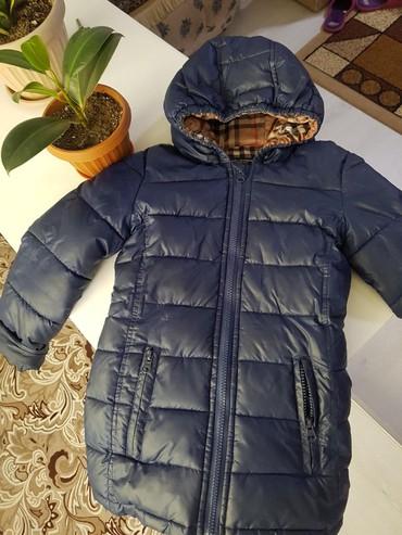 детская куртка для девочки 5 6 лет в Кыргызстан: Куртка деми на 5-6 лет