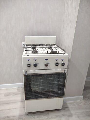 Электроника - Орто-Сай: Рабочая газовая плита. Все работает