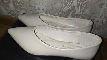 туфли-новые в Кыргызстан: Балетки идеальные. На все случаи жизни. Размер 38. Новые, не ношенные