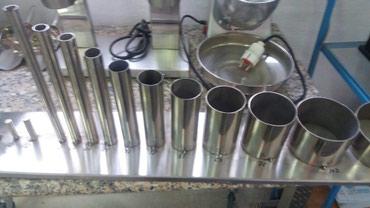 Труба из нержавеющей стали. широкий ассортимент. Прямые поставки. в Бишкек