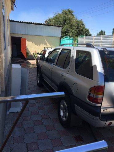 Срочно Продаю Опель Фронтера обьем 3,2л. бензин кпп автомат, состояние в Бишкек