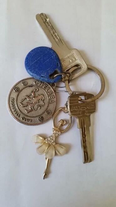 ������������ ���������� ���� �������� ������������ in Кыргызстан | БЮРО НАХОДОК: Нашли ключи в арыке на Донецкой, дом 8. Если кто узнал - напишите в