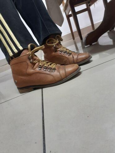 tufli charles keith в Кыргызстан: БУ продаю кожаный 40размер