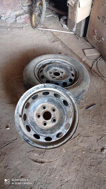 диски на авто на 15 в Кыргызстан: Диски 15 Мерседес