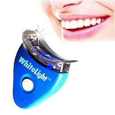 WhiteLight - inovativni sistem kućnog izbeljivanja zubaCena 800